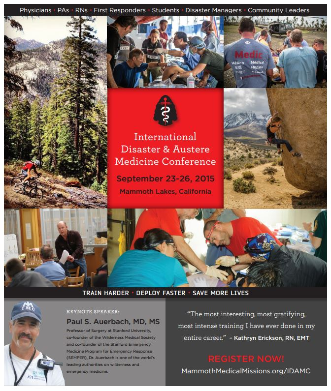 Mammoth Medical Missions | Providing medical and